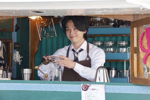 テレビ東京系ドラマ『珈琲いかがでしょう』ついに最終回(5月24日放送) (C)「珈琲いかがでしょう」製作委員会の画像