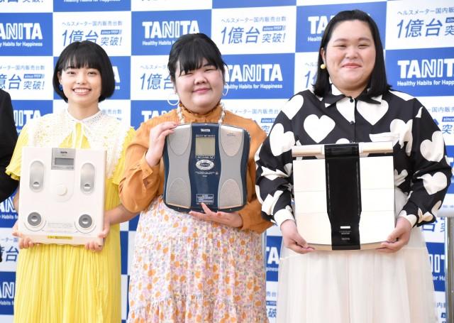 ぼる塾(左から)きりやはるか、田辺智加、あんり (C)ORICON NewS inc.の画像