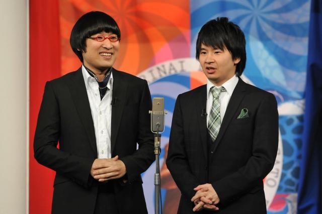 2012年放送の『たりないふたり』(C)日本テレビの画像