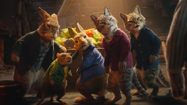 映画『ピーターラビット2/バーナバスの誘惑』(6月25日公開)ピーターがすっかりモフワルに!?の画像