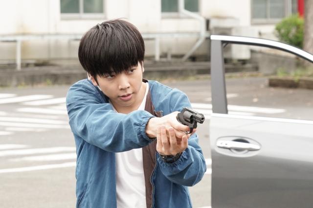 新土曜ドラマ『ボイスⅡ 110緊急指令室』に出演するNEWS・増田貴久(C)日本テレビの画像