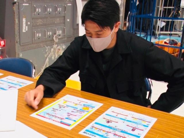 オリジナル超難関チャレンジ「レジェンドアスリートからの挑戦状」を考案した内田篤人 (C)TBSの画像