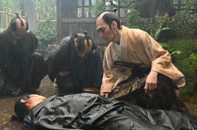 『青天を衝け』第16回「恩人暗殺」より(C)NHKの画像