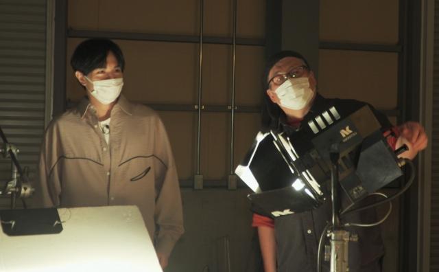 『中島健人の今、映画について知りたいコト。』#6に出演する中島健人 (C)WOWOWの画像