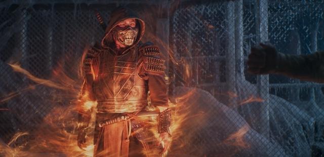 映画『モータルコンバット』(6月18日公開)(C)2021 Warner Bros. Entertainment Inc. All Rights Reservedの画像