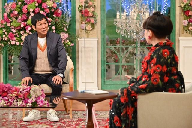 『徹子の部屋』に明石家さんまが登場(C)テレビ朝日の画像