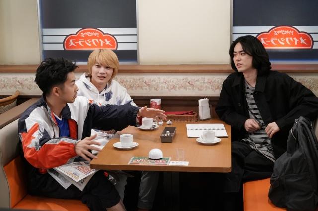 土曜ドラマ『コントが始まる』スペシャルコンテンツ「マクベスの23時」ダイジェスト映像解禁 (C)NTVの画像