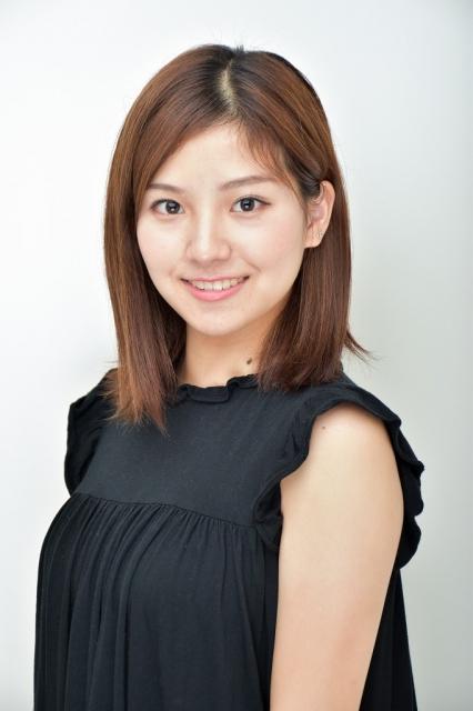 『ズームイン!!サタデー』6月のマンスリーお天気キャスターに決定した後藤楽々の画像