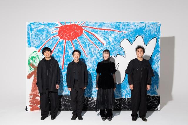 舞台『muro式.がくげいかい』出演者(左から)本多 力(ヨーロッパ企画)、永野宗典(ヨーロッパ企画)、西野凪沙、ムロツヨシの画像