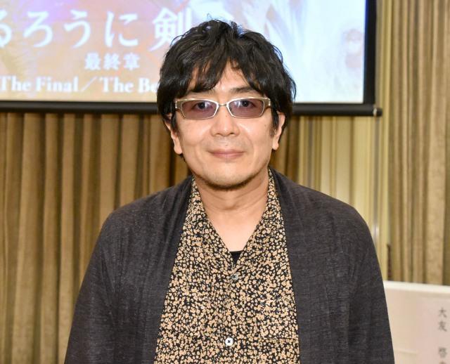 大友啓史監督 (C)ORICON NewS inc.の画像