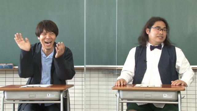 """お悩み相談""""番組『ロッチと子羊』より(C)NHKの画像"""