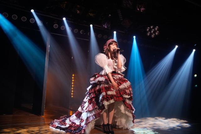 AKB48劇場公演でアイドル人生に終止符を打った峯岸みなみ(C)AKB48の画像