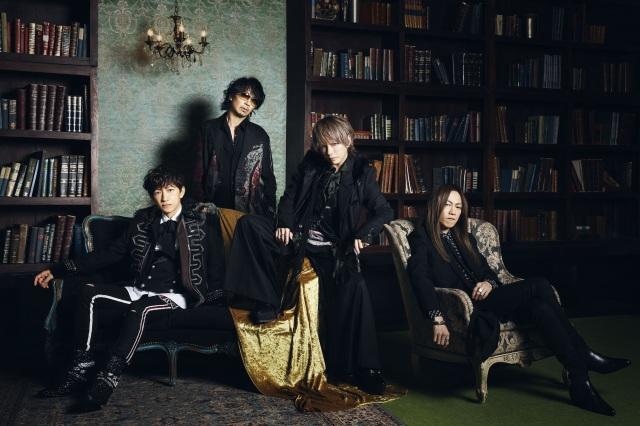 18日放送のテレビ朝日系『ミュージックステーション』に出演するL'Arc~en~Cielの画像