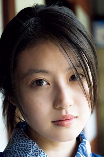『週刊プレイボーイ』24号の表紙を飾った今田美桜(C)藤代冥砂/週刊プレイボーイの画像