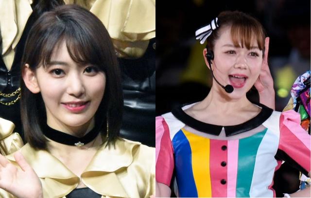 (左から)宮脇咲良、村重杏奈 (C)ORICON NewS inc.の画像