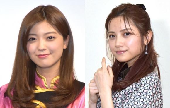 (左から)工藤美桜、桃月なしこ (C)ORICON NewS inc.の画像