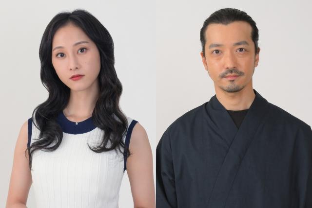 7月スタート火曜ドラマ『プロミス・シンデレラ』に出演する(左から)松井玲奈、金子ノブアキ (C)TBSの画像