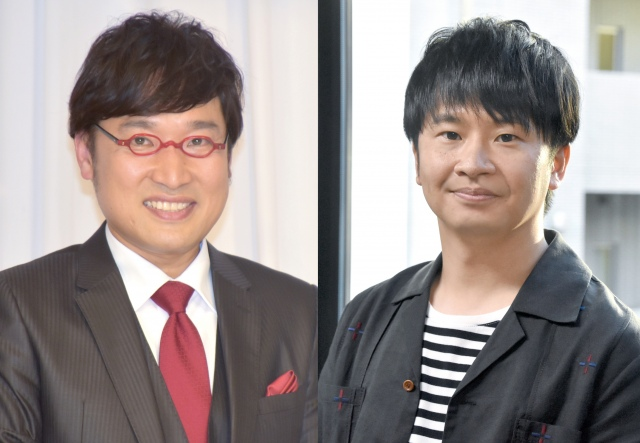 (左から)山里亮太、若林正恭 (C)ORICON NewS inc.の画像