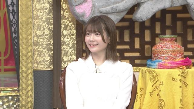 2日放送『今夜くらべてみました』に出演する竹達彩奈 (C)日本テレビの画像