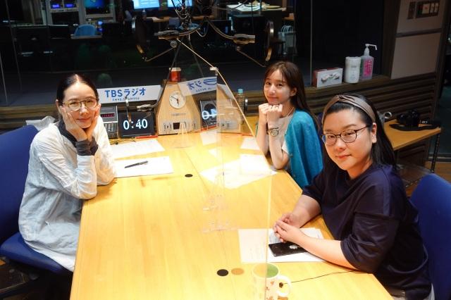 ラジオ『トッキーとヒトトキ』に潜入(C)TBSラジオの画像