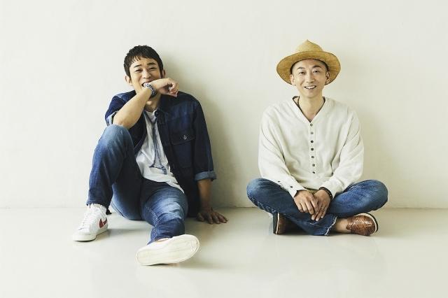 新生「FUNKY MONKEY BΛBY'S」のファンキー加藤とモン吉の画像