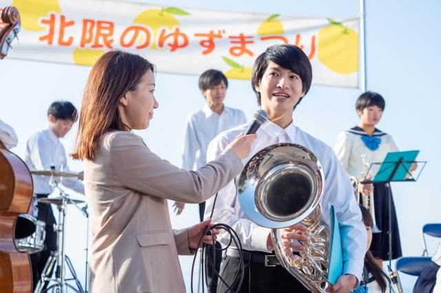 『おかえりモネ』で朝ドラ初出演を果たした高田彪我(C)NHKの画像