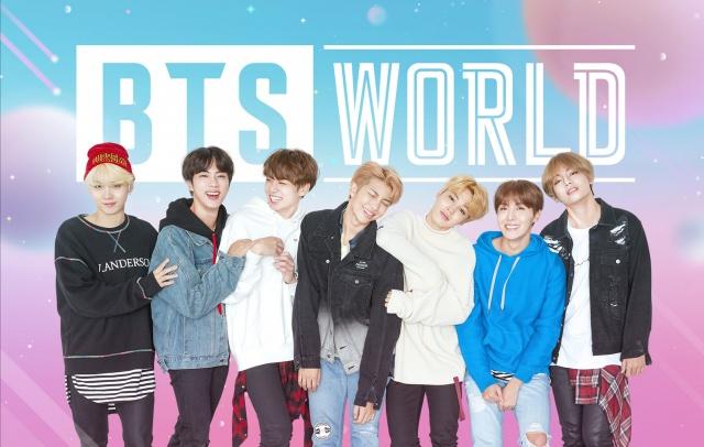 BTS関連唯一のゲームコンテンツ『BTS WORLD』公式グッズも展開の画像