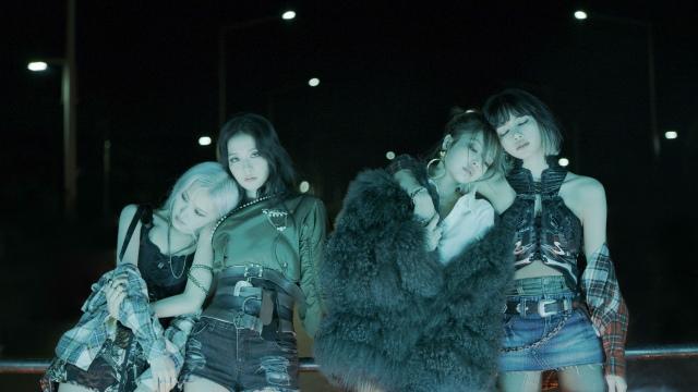 8月3日に日本フルアルバム『THE ALBUM-JP Ver.-』をリリースするBLACKPINKの画像