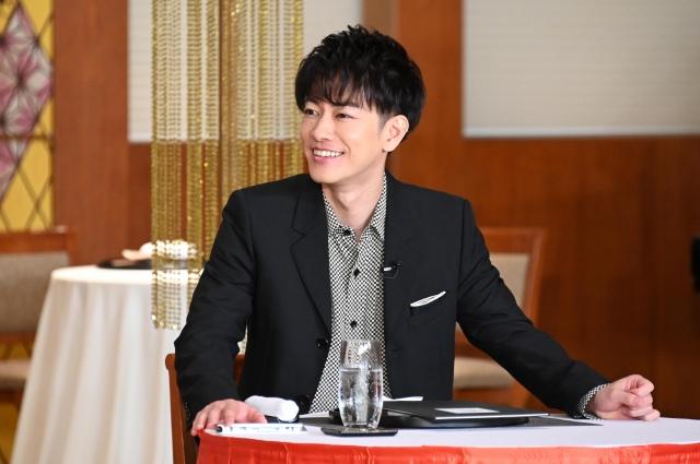 3日放送のぐるぐるナインティナイン『ゴチになります!22』に出演する佐藤健 (C)日本テレビの画像