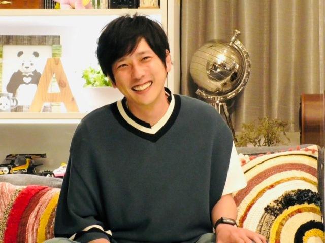 3日放送の『櫻井・有吉THE夜会』に出演する二宮和也 (C)TBSの画像