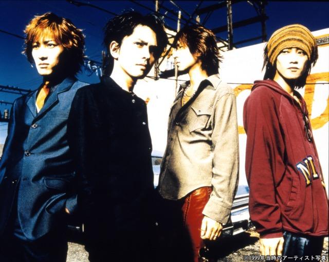7月16日にWOWOWで放送決定『L'Arc~en~Ciel「1999 GRAND CROSS CONCLUSION」』の画像