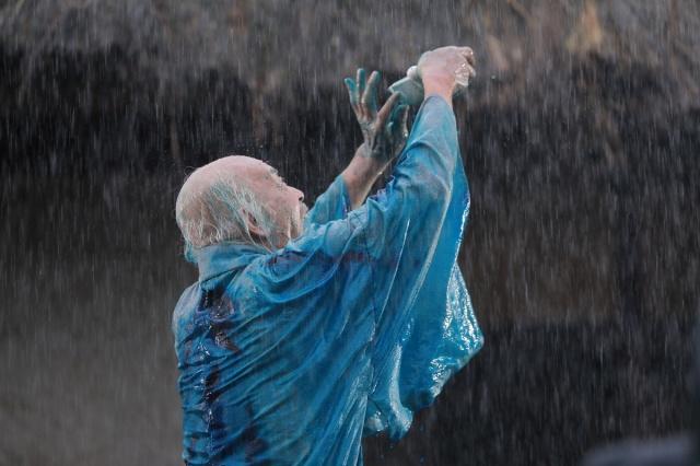「全てが葛飾北斎!」と話題の老年期の北斎を演じた田中泯=映画『HOKUSAI』(5月28日公開)(C)2020 HOKUSAI MOVIEの画像
