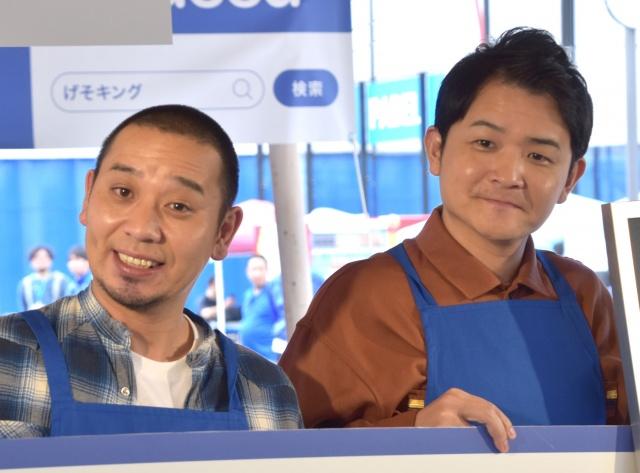 千鳥(左から)大悟、ノブ (C)ORICON NewS inc.の画像