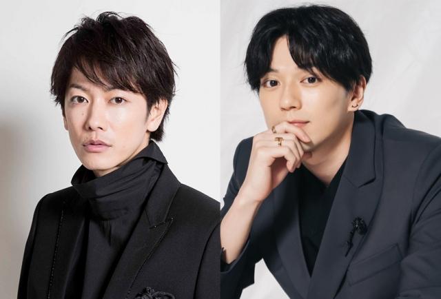 (左から)佐藤健(写真:草刈雅之)、新田真剣佑 (C)ORICON NewS inc.の画像