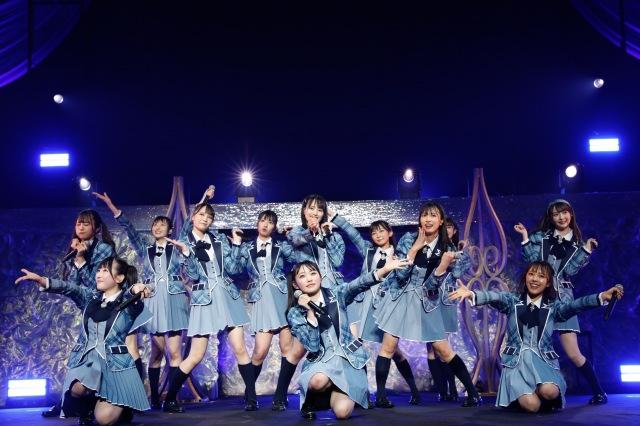 『≠ME 1stコンサート〜初めまして、≠MEです。〜』初日公演の画像