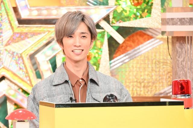 4日放送『クイズハッカー』に出演するSixTONES・田中樹 (C)日本テレビの画像