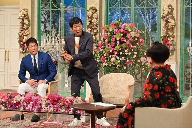 『徹子の部屋』に登場する明石家さんま(C)テレビ朝日の画像
