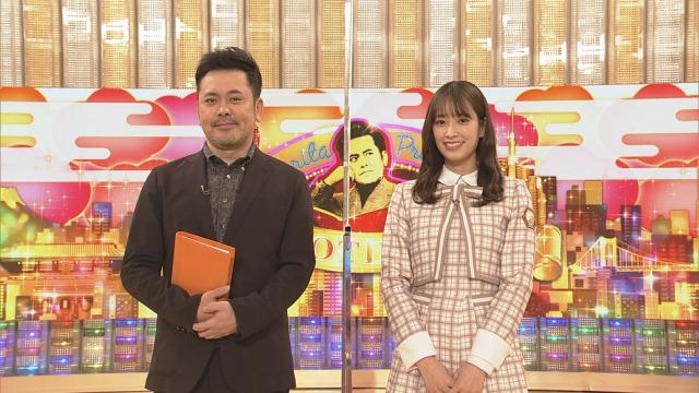 5日放送『有田Pおもてなす』に出演する(左から)有田哲平、佐々木久美 (C)NHKの画像