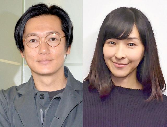 井浦新&麻生久美子 (C)ORICON NewS inc.の画像