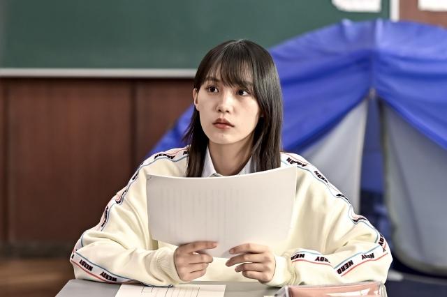 TBS系日曜劇場『ドラゴン桜』第6話より南沙良(C)TBSの画像
