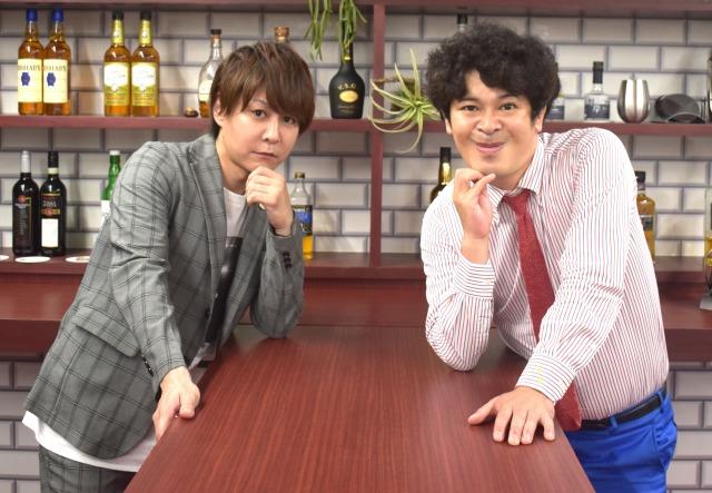 流れ星☆(左から)ちゅうえい、TAKIUE (C)ORICON NewS inc.の画像