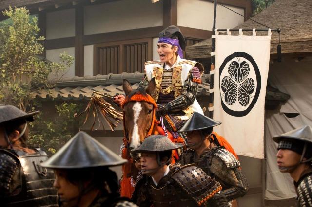 『青天を衝け』第17回「篤太夫、涙の帰京」より(C)NHKの画像