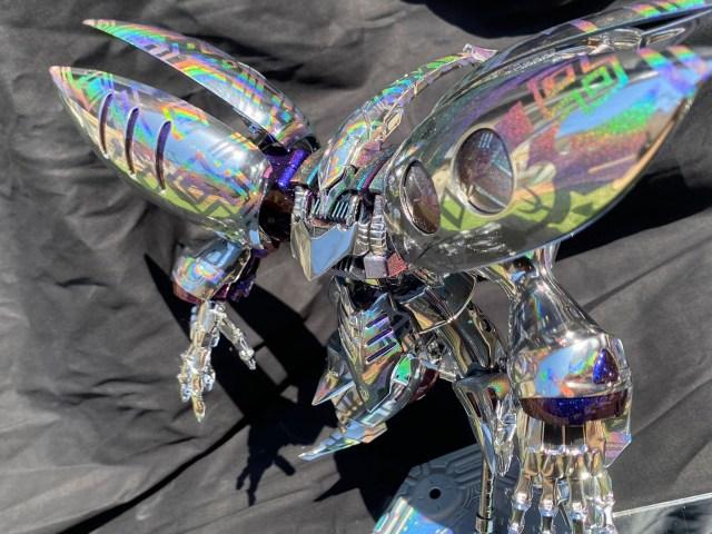 塗装にこだわったガンプラを制作したKシェパード氏 制作・画像提供/Kシェパード氏 (C)創通・サンライズの画像