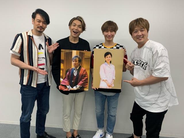 映画『スーパー戦闘 純烈ジャー』(9月10日公開)前川清と小林綾子の出演決定 (C)2021東映ビデオの画像