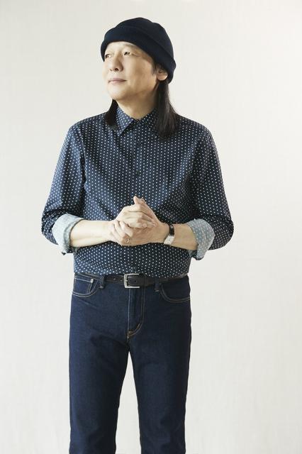 今春撮り下ろした最新アーティスト写真も公開した山下達郎の画像