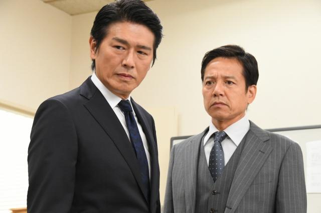 テレビ朝日系の人気ドラマシリーズ『広域警察』が4年ぶり復活 (C)テレビ朝日の画像