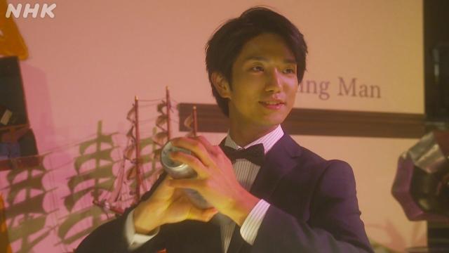 14日放送の『逆転人生』に出演するAぇ!groupの正門良規 (C)NHKの画像