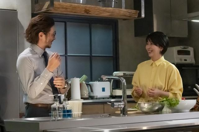 『大豆田とわ子と三人の元夫』第9話カット(C)カンテレの画像