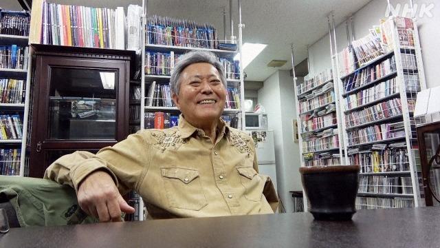 『プロフェッショナル 仕事の流儀』に出演する小倉智昭(C)NHKの画像