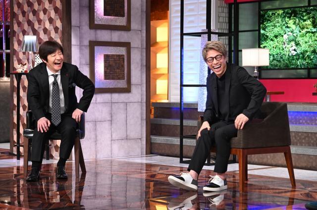 8日放送のバラエティー特番『内村&さまぁ~ずの初出しトークバラエティー笑いダネ2時間スペシャル』(C)日本テレビの画像